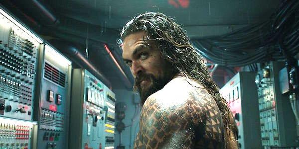 Aquaman Jason Momoa 2018 movie