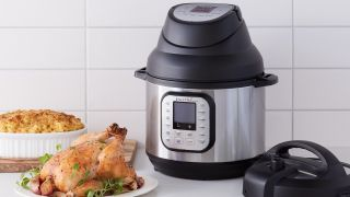 This attachment can transform your Instant Pot into an air fryer