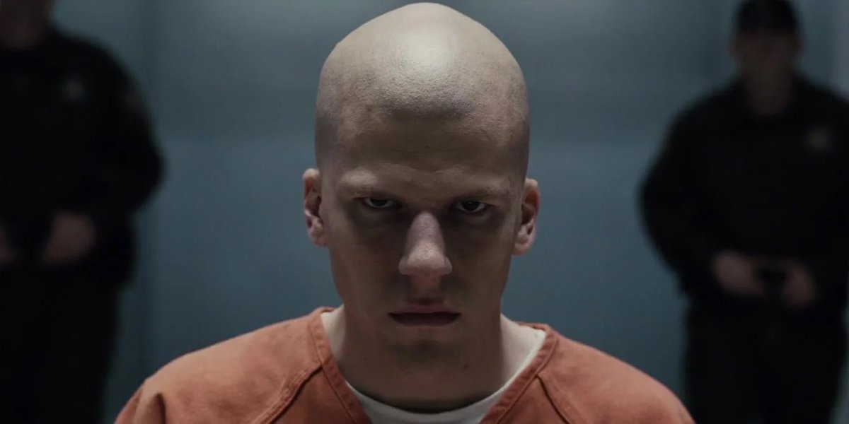 Lex Luthor (Jesse Eisenberg) by Batman v Superman Dawn of Justice