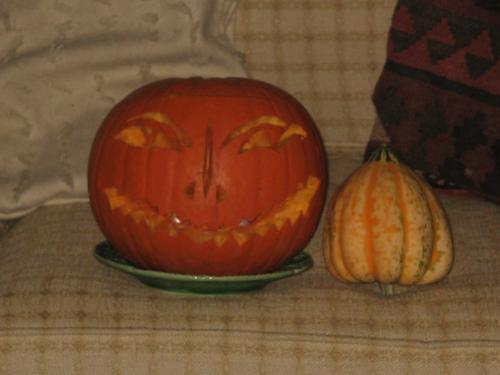 Couch Pumpkin