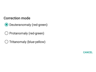 How to Turn on Color Blind Mode in Android 5 0 | Tom's Guide