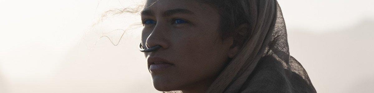 Chani (Zendaya) in Dune