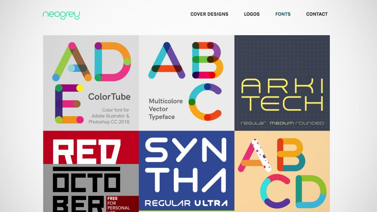20 great places to download fonts for free