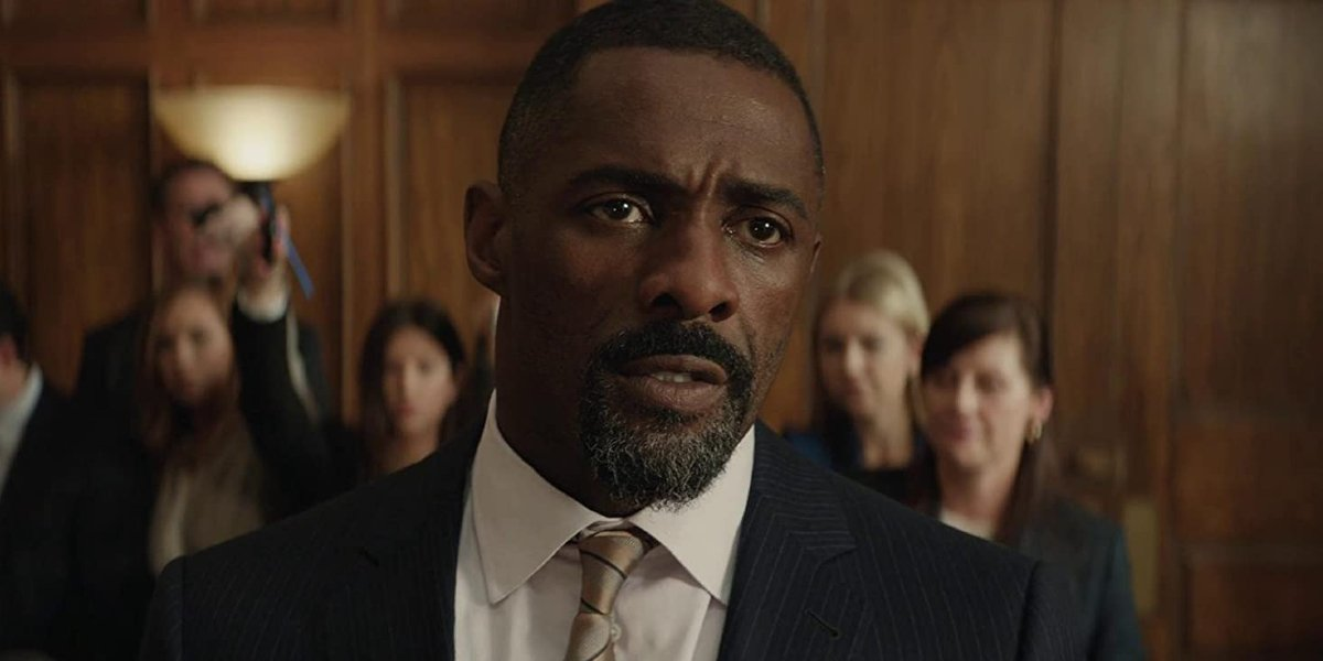 Idris Elba in Molly's Game
