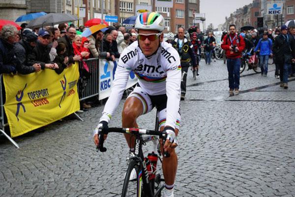 Philippe Gilbert, Brabantse Pijl 2013