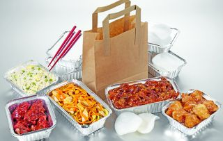 Chinese food is currently the UK's favourite takeaway, with 8 million meals eaten every week.