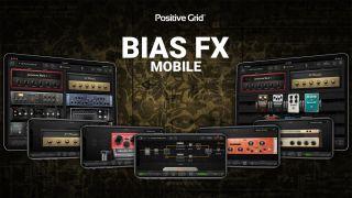Positive Grid Bias FX Mobile