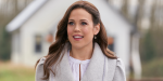When Calls The Heart's Erin Krakow Shares Excellent Mask-On Photo While Riding A Horse On Set