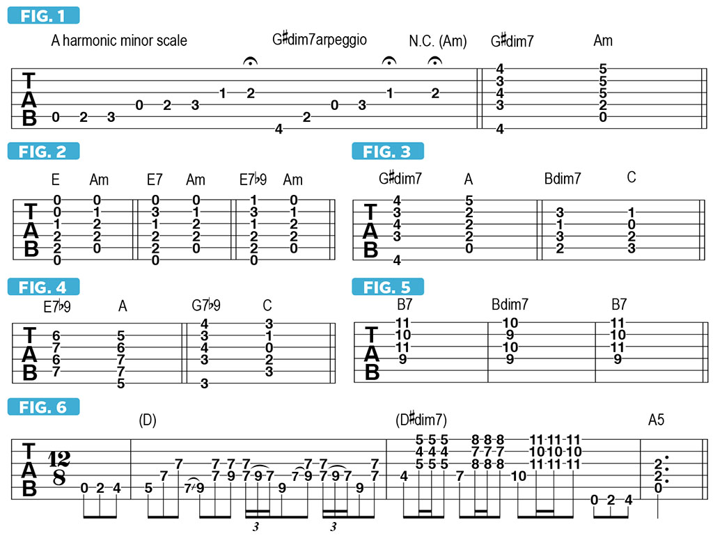 The Ultimate Transition Chord, Part 2: Major and Bluesy dim7 Resolutions | Guitarworld