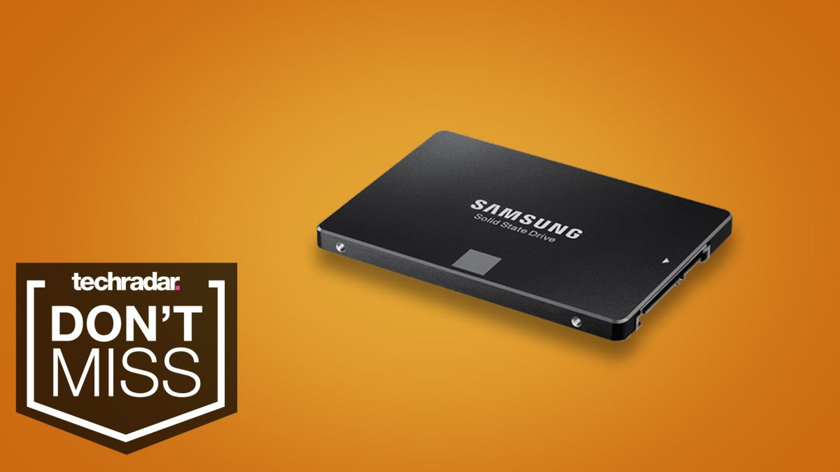 Get a 2TB Samsung SSD for its best ever price on Amazon