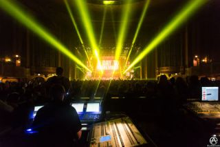LMG Lighting for A Day to Remember Tour