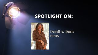 Spotlight on Denell A. Davis
