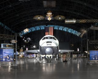 Shuttle Enterprise Smithsonian