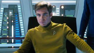 Chris Pine in Sar Trek