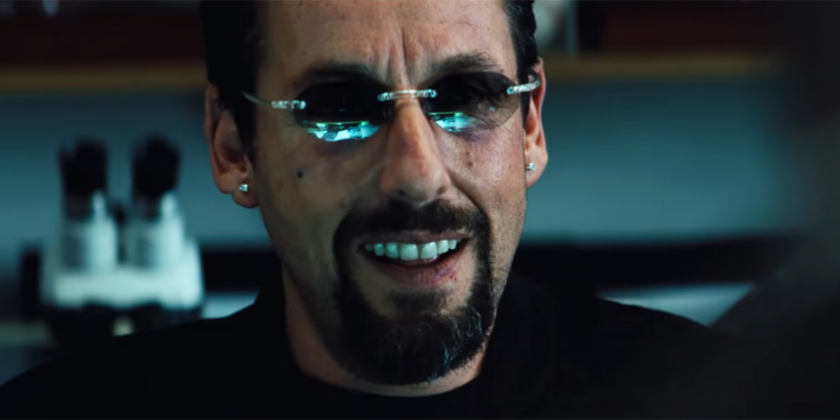 Uncut Gems' Adam Sandler And The Safdies Already Reunited For A Short Film You Can Watch Right Now - CINEMABLEND
