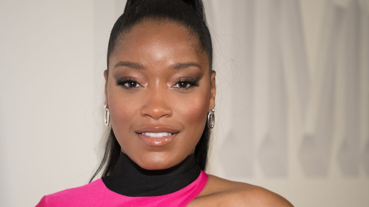 Keke Palmer shares powerful post about her battle with acne