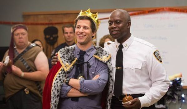 brooklyn nine-nine jake peralta captain holt