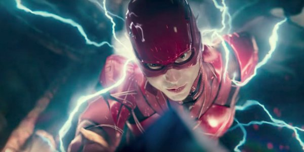 Ezra Miller The Flash Justice League