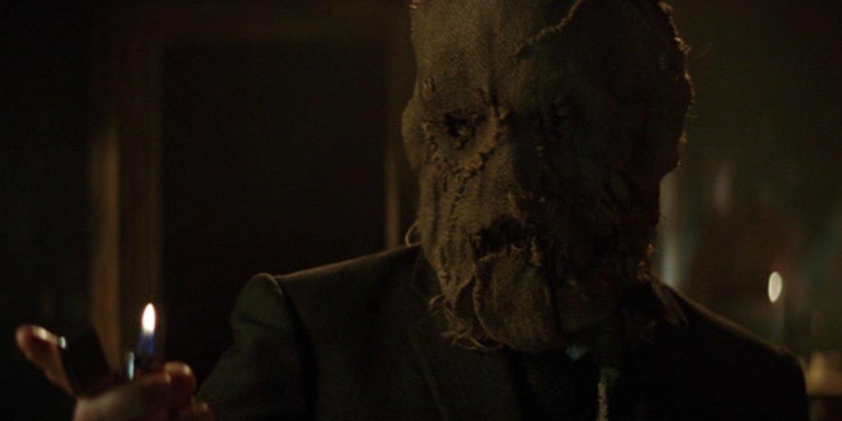Cillian Murphy as Scarecrow in Batman Begins