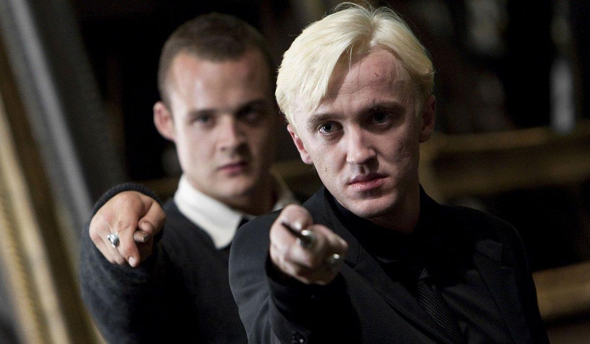 Draco Malfoy Harry Potter
