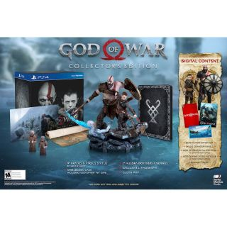 Get the God of War Collector's Edition for almost half price ($59.99) and some other mighty GOW deals at BestBuy