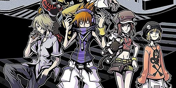 Characters from The World Ends With You.