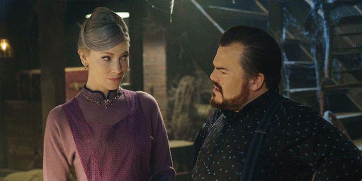 Cate Blanchett, Jack Black - The House with Clock on its Wall