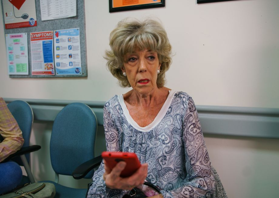 Coronation Street spoilers: Audrey Roberts is hit by a blast from the past!