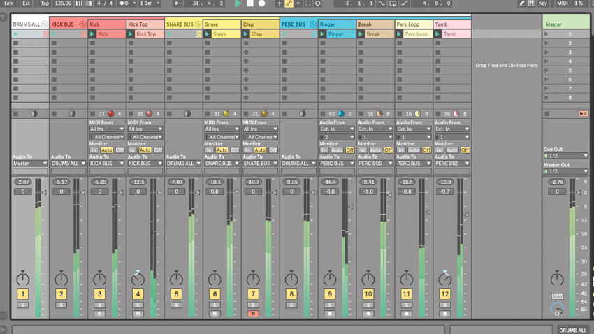 6 ways to speed up grouping in your DAW | MusicRadar