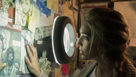 Jessica Roth in Utopia on Amazon Prime Video.