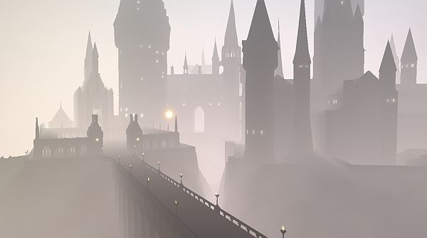 Hogwarts Pottermore