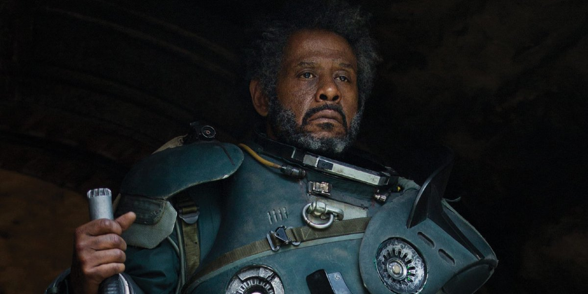 Forest Whitaker in Rogue One: A Star Wars Story