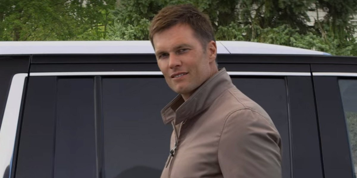 Tom Brady Will Not Suffer Any Sass About His Netflix Massage Parlor Cameo