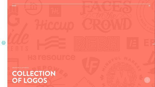 The best graphic design portfolios from around the web