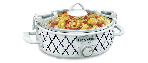Crock-Pot 2.5 Quart Mini Casserole Slow Cooker