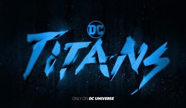 dc universe titans title card