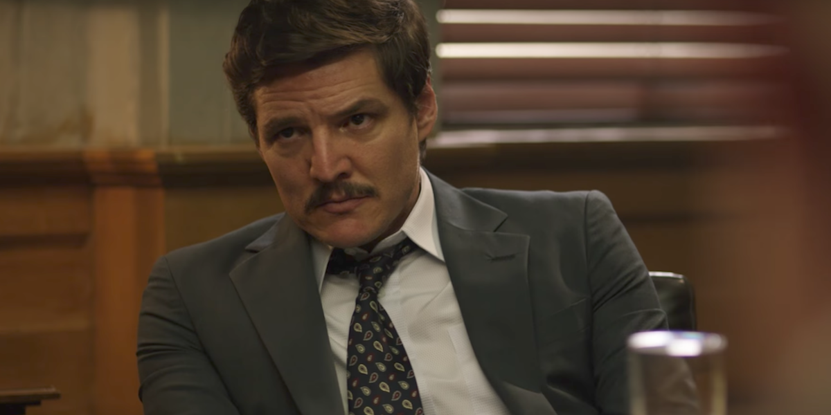 Pedro Pascal in Narcos