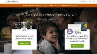Save $50 in the AncestryDNA Father's Day sale