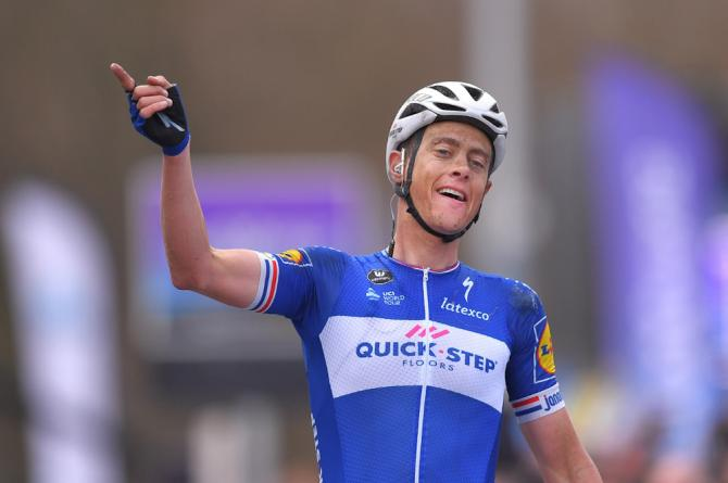 Niki Terpstra (Quick-Step Floors) wins Tour of Flanders