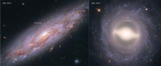 NGC 3972 and NGC 1015