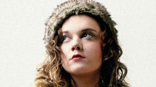 Head shot portrait of country singer Lydia Loveless