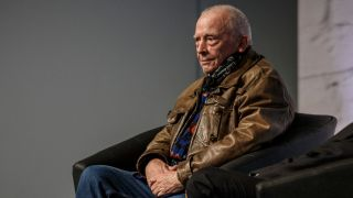David Bailey, speaking at The Photography Show in 2016