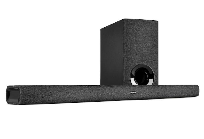 Denon DHT-S416 soundbar offers Chromecast streaming on a budget