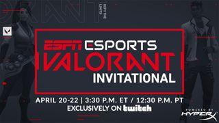 Valorant ESPN invitational