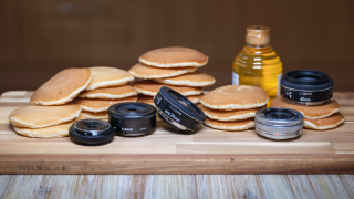 Happy pancake day! The best pancake lenses for Canon, Panasonic and more