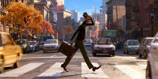 Joe in the Pixar film, _Soul._