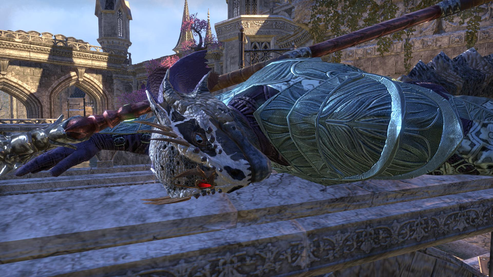 How ESO's laziest player accidentally started a wholesome