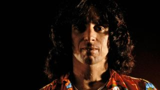a portrait of bon scott