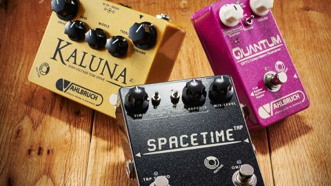 Vahlbruch Kaluna Tube Overdrive, SpaceTime Tap & Quantum Compressor review