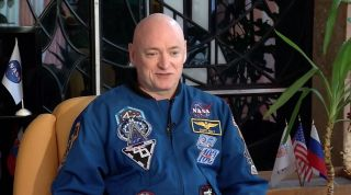 NASA Astronaut Scott Kelly Retires